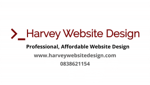 Harvey Website Design