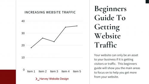 Beginners guide to increasing website traffic
